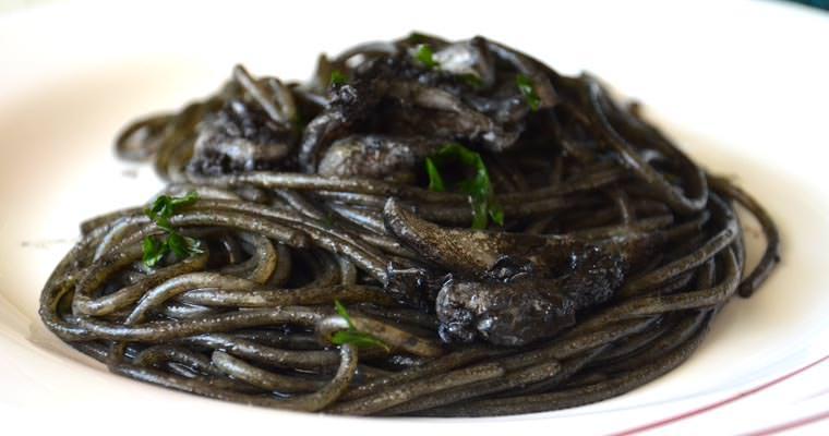 Cucinare con il nero di seppia: sei ricette