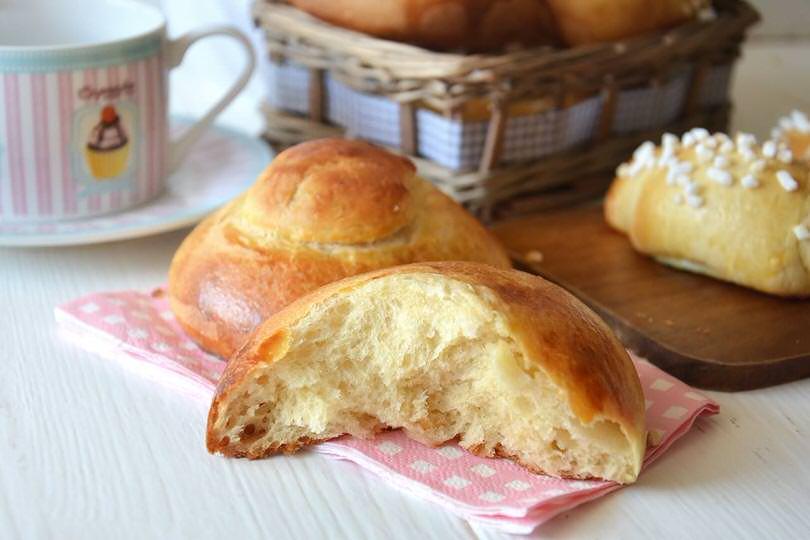 Ricetta Brioches Buonissime.Pasta Brioche Ricetta Pasta Brioche Di Misya