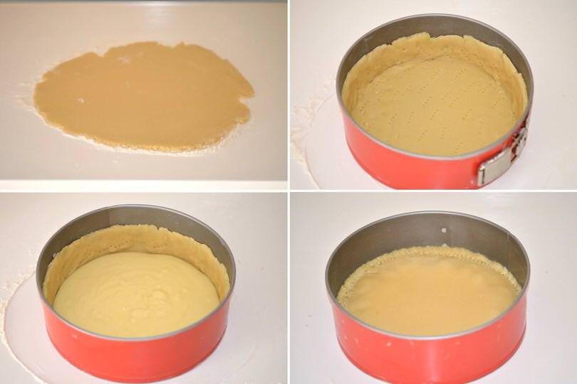 3 comporre torta
