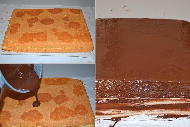 4 glassare torta