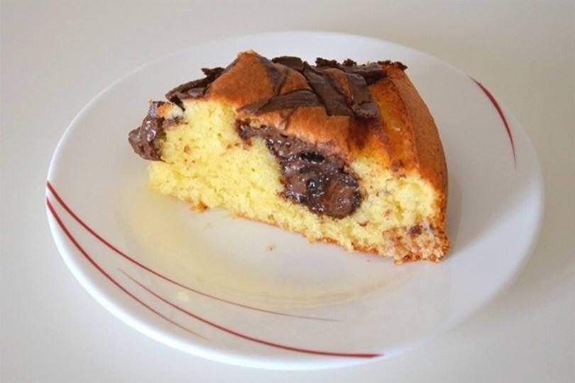 Torta Cocco E Nutella Ricetta Torta Al Cocco Di Misya