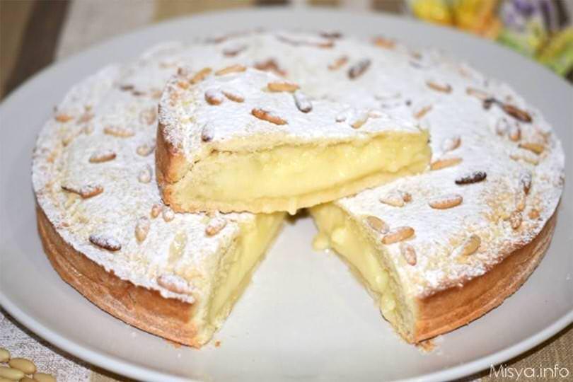 Torta Della Nonna Ricetta Torta Della Nonna Di Misya