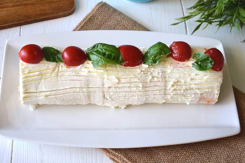 tronchetto salato freddo