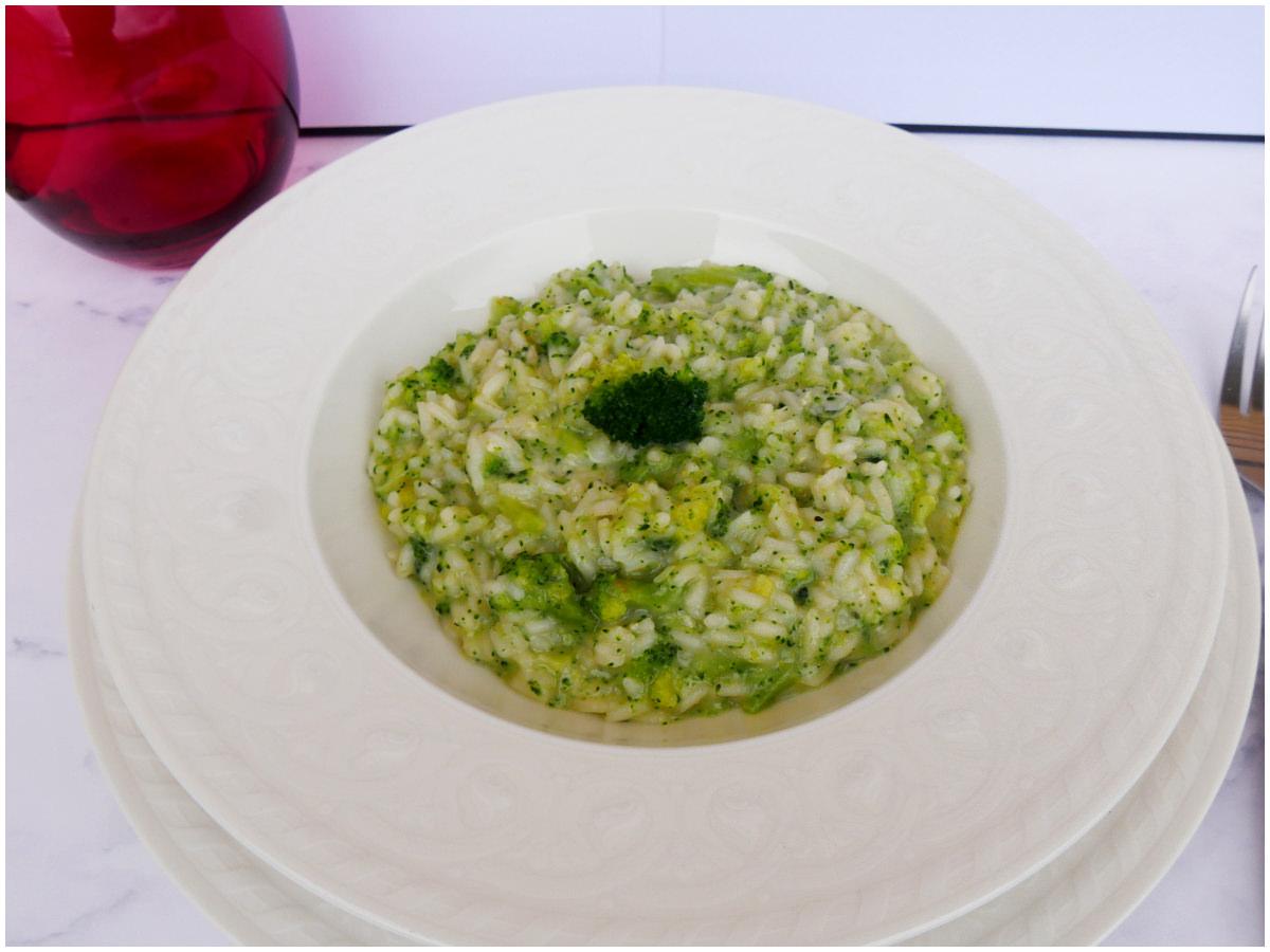 Ricetta Risotto Broccoli.Risotto Ai Broccoli Ricetta Risotto Ai Broccoli Di Misya